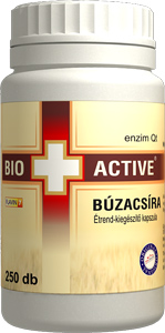 Bio+Active Wheat-germ capsules 250 pcs.