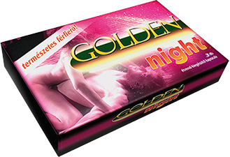 Golden Night capsules 3 pcs.
