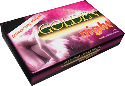Golden Night capsules 6 pcs.