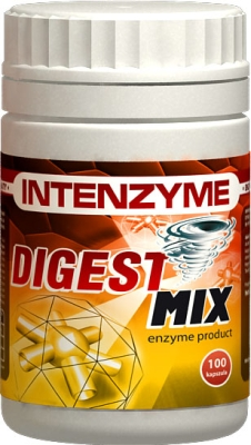 DigestMix Intenzyme capsules 100 pcs.