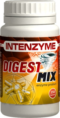 DigestMix Intenzyme capsules 250 pcs.