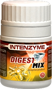 DigestMix Intenzyme capsules 10 pcs.