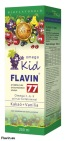 Flavin77 Omega Kid szirup - Zöld (250ml)  - 11900 Ft