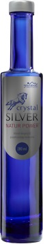 Crystal Silver Natur Power pr. (200ml)  - 2700 Ft