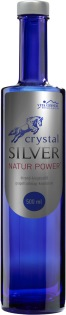 Crystal Silver Natur Power pr. (500ml)  - 4800 Ft