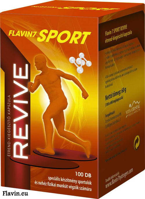Flavin7 Sport Revive (100db)  - 4520 Ft