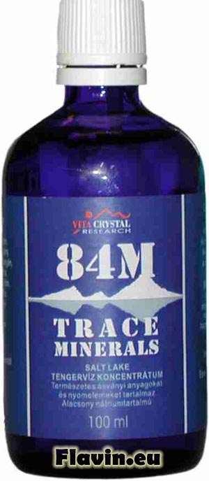 Trace Minerals 84M (100ml)  - 3280 Ft