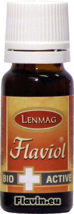 Flaviol lenmagcsíra olaj (10ml)  - 1380 Ft