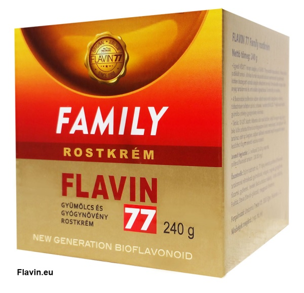 Flavin77 Family rostkrém (240g)  - 6900 Ft