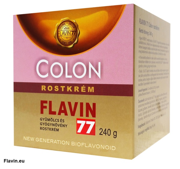 Flavin77 Colon rostkrém (240g)  - 7750 Ft
