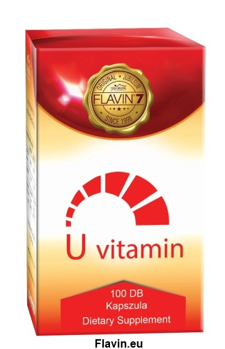 Flavin7 U-vitamin (100db)  - 6900 Ft