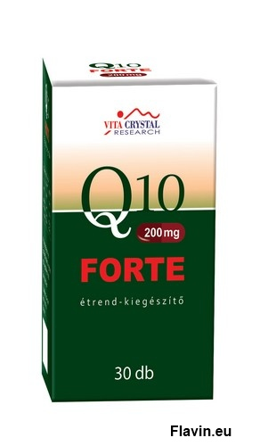 Q10 Forte kapszula (30db)  - 2700 Ft