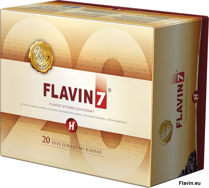 Flavin7 ital (30x50ml)  - 33000 Ft