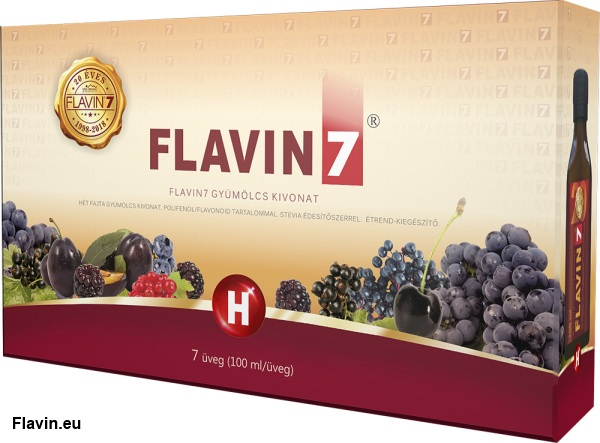 Flavin7 ital (7x100ml)  - 9870 Ft