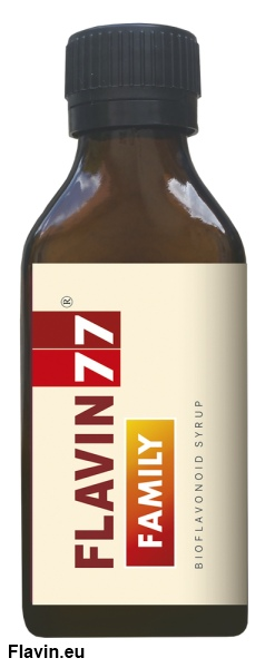 Flavin77 Family szirup (100ml)  - 5950