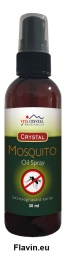 Crystal Mosquito oil spray (30ml)