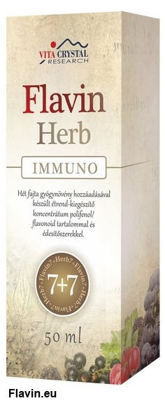 FlavinHerb Immuno ital (50ml)  - 1600 Ft
