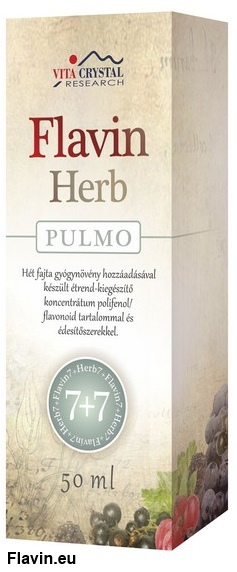 FlavinHerb Pulmo ital (50ml)  - 1600 Ft
