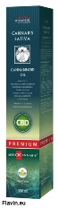 Cannabis Sativa Cannabinoid - CBD oil Prémium (350ml)