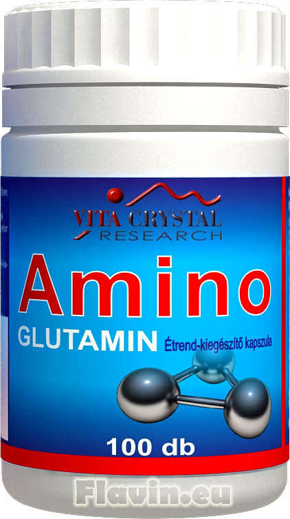 Amino Glutamin kapszula (100db)  - 5460 Ft
