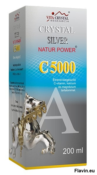 Crystal Silver Natur Power C10000 (200ml)  - 1650 Ft