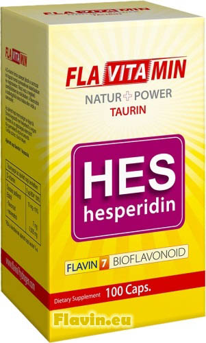 Flavitamin Hesperidin (100db)  - 3580 Ft