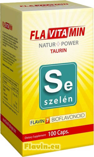 Flavitamin Szelén (100db)  - 3110 Ft